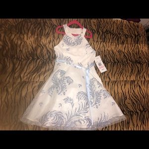 New girls dress size 10